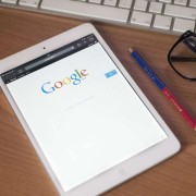 Tablet e-commerce mobile
