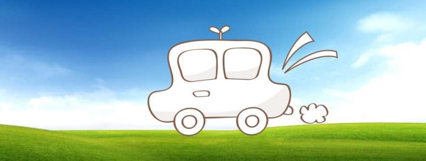 Scrivere una Storia - la storia di un'auto