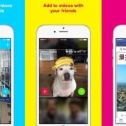 schermate facebook app RIFF