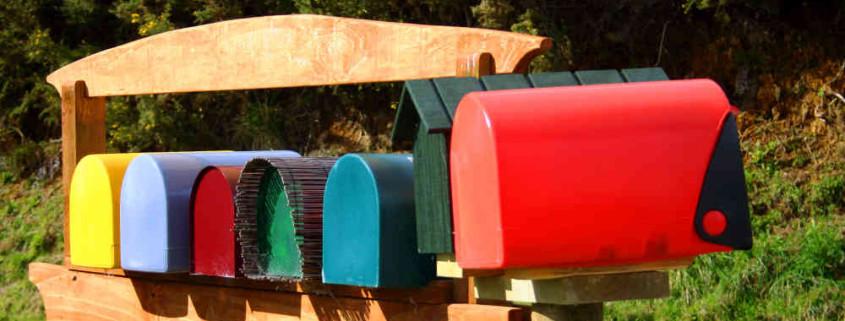 Cassette posta - Creare una mailing list